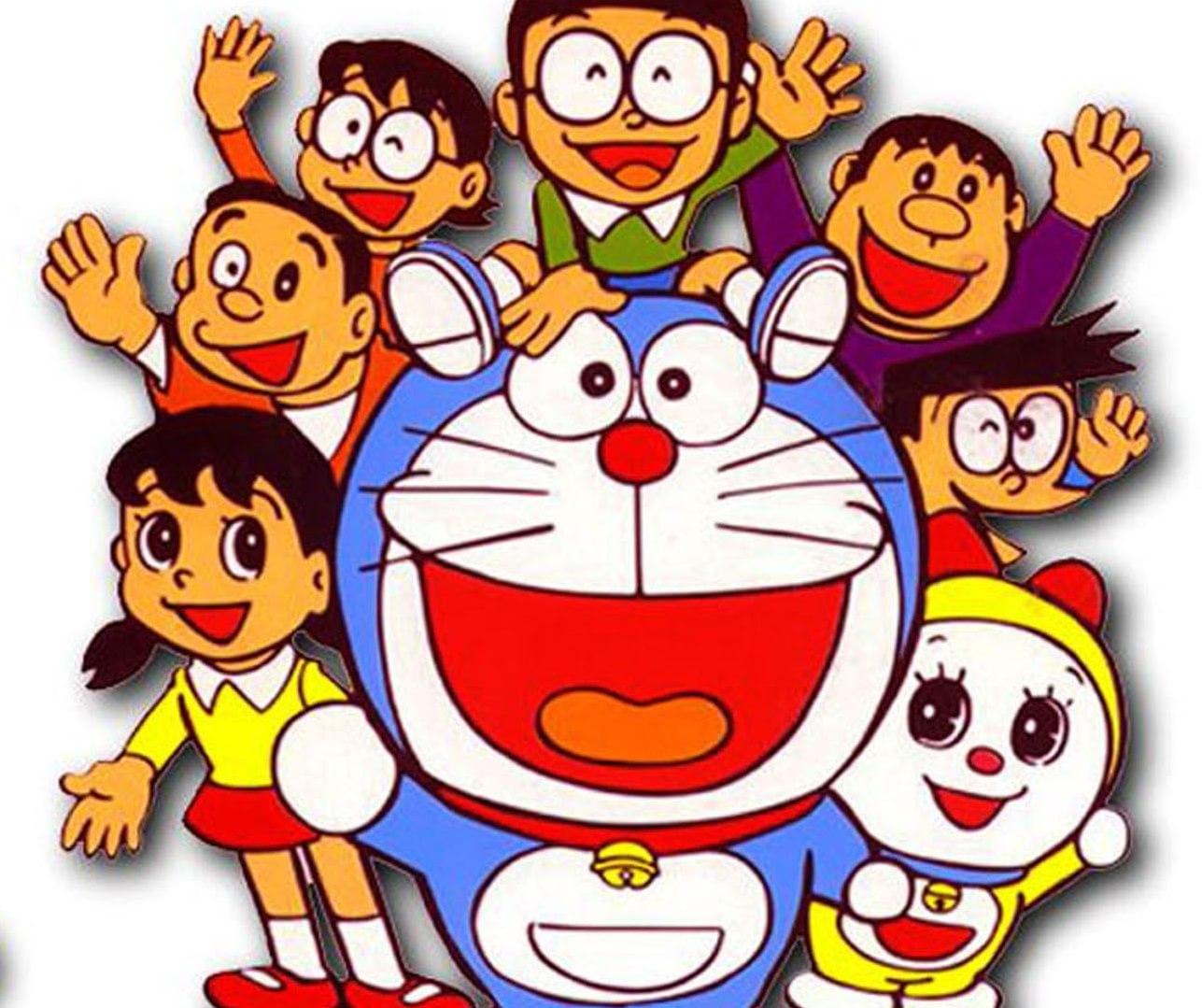 Xem phim hoat hinh doremon nobita
