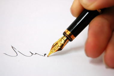 mơ thấy cây bút