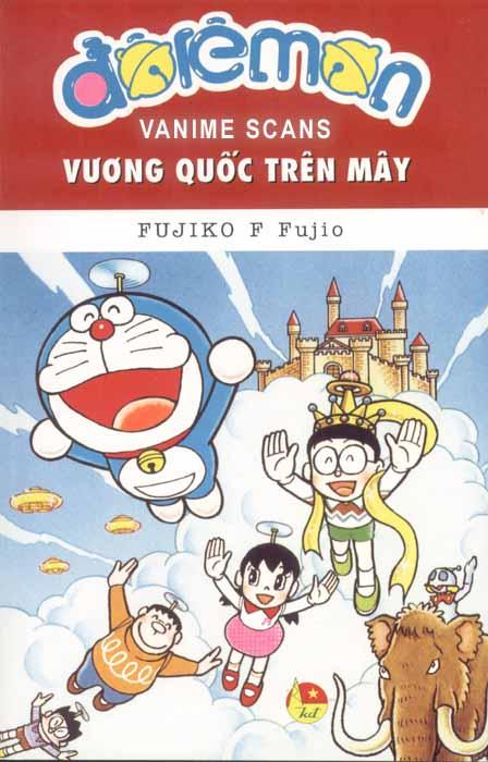 Vương Quốc Trên Mây, Xem Phim Hoạt Hình Doremon Nobita Tiếng Việt HD Full