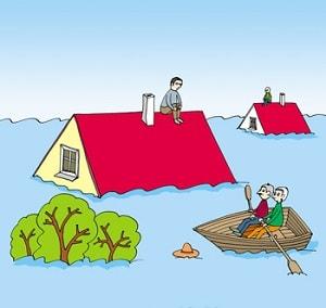 Giải Mã Giấc Mơ Thấy Lũ Lụt