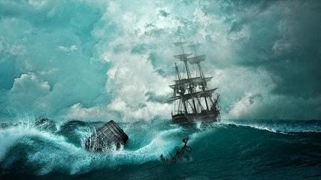 Giải Mã Giấc Mơ Thấy Bị Đám Thuyền: Là Điềm Báo Xấu hay Tốt ?