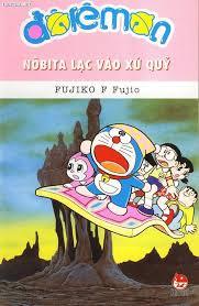 Lạc vào xứ quỷ - Phim hoạt hình Doremon Nobita - Thuyết minh tiếng việt