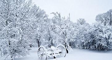 Ngủ nằm mơ thấy tuyết rơi lở & Chiêm bao mơ thấy trượt tuyết trắng