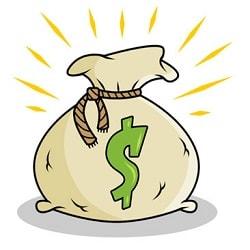 Mơ thấy tiền giấy là điềm gì, đếm tiền đánh con gì