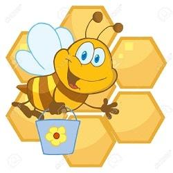 Mơ thấy con ong là điềm may mắn & Nằm ngủ chiêm bao thấy ong đánh đề con gì